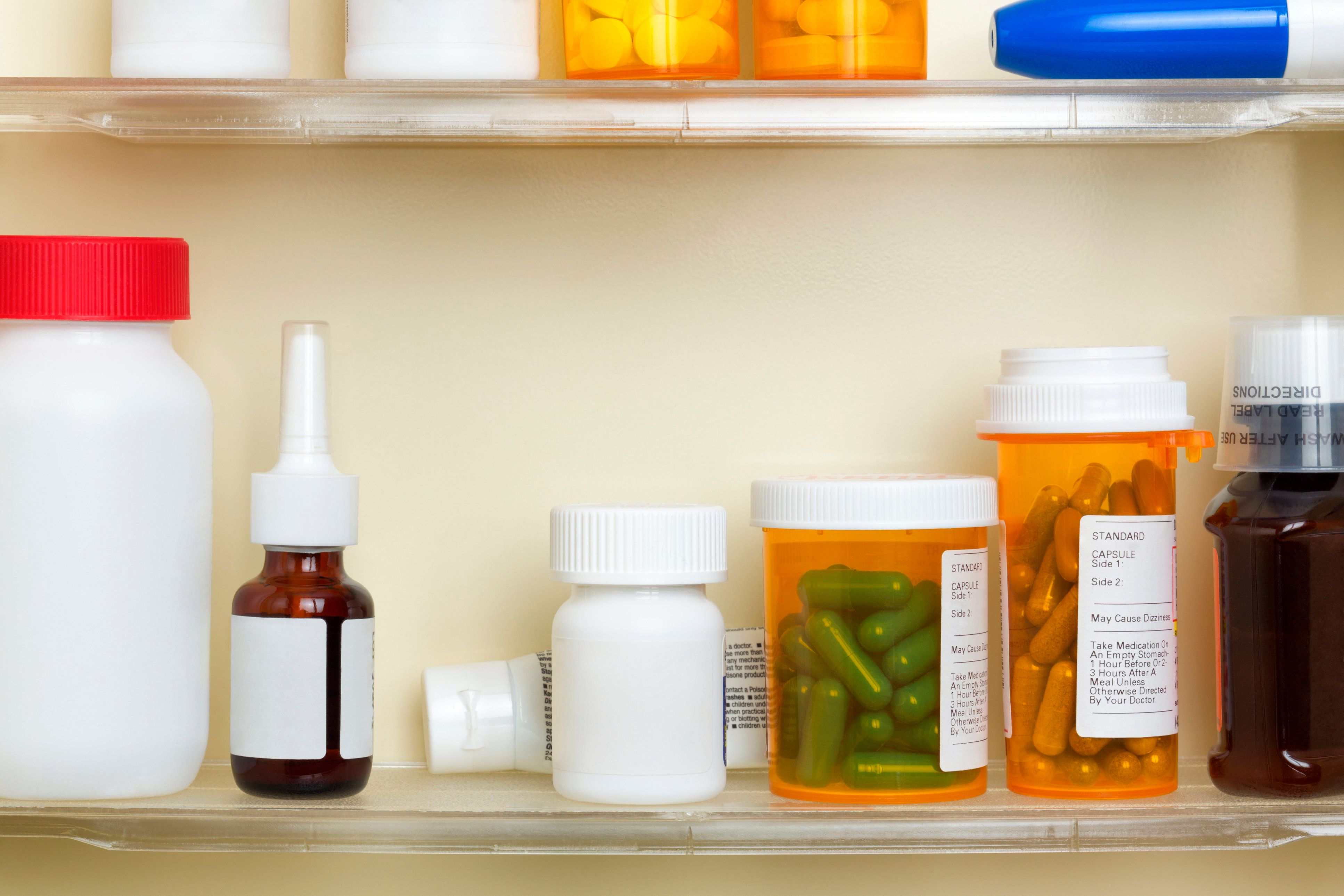 An estimated 37.2 percent of U.S. adults are taking medications that list depression as a side effect, according to a study p