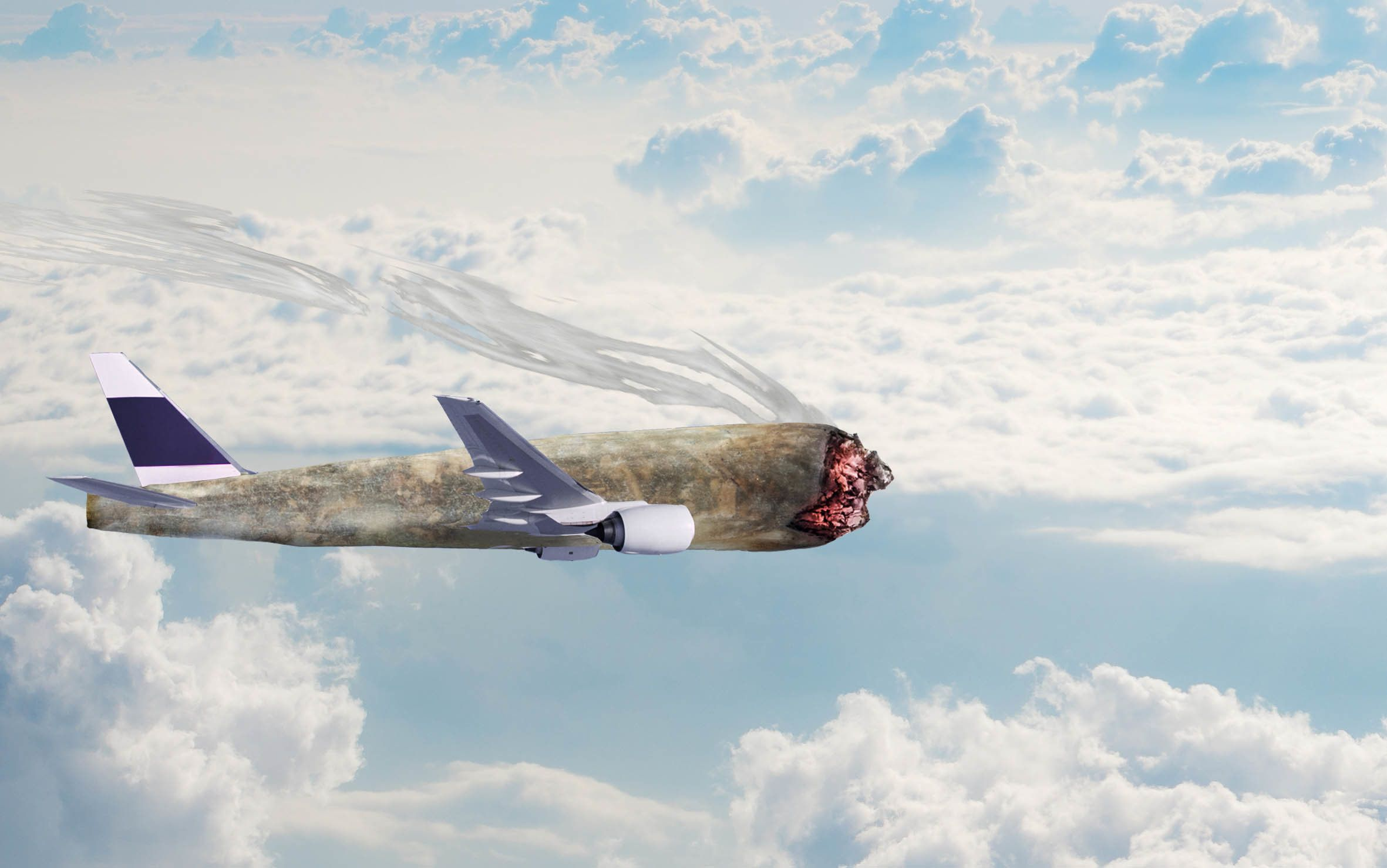 Can You Fly With Weed You Bought Legally?