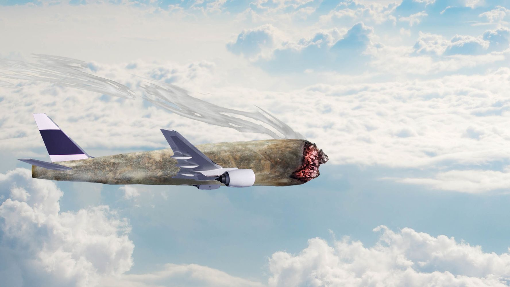 Can You Fly With Weed You Bought Legally? | HuffPost Life