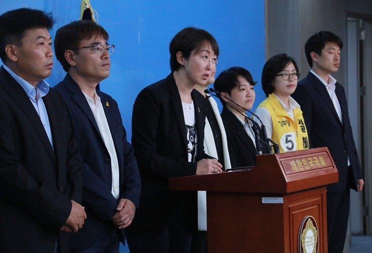 항공 승무원 출신 정의당 첫 서울시의원이 '1호 조례' 발의안을 예고했다