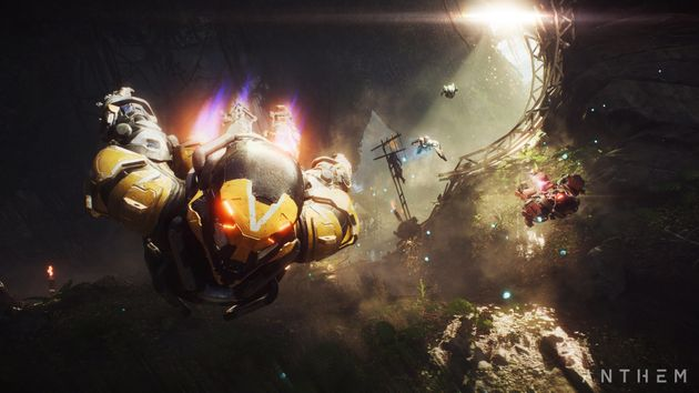 Anthem Gameplay Preview: We Explored The Incredible World Of BioWare's Online