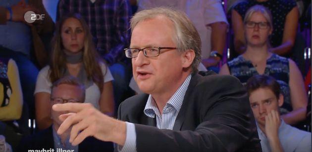 Politiologe Albrecht von Lucke warf der CSU im Asylstreit Wahlkampfmanöver