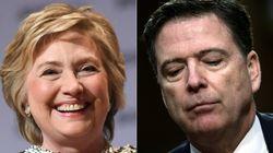 법무부 내부 감시 결과 제임스 코미는 클린턴 수사 당시 FBI 규칙을