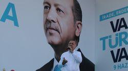 Βίντεο: Ο Ερντογάν ζητά «στενό μαρκάρισμα» ψηφοφόρων για να χτυπήσει το φιλοκουρδικό
