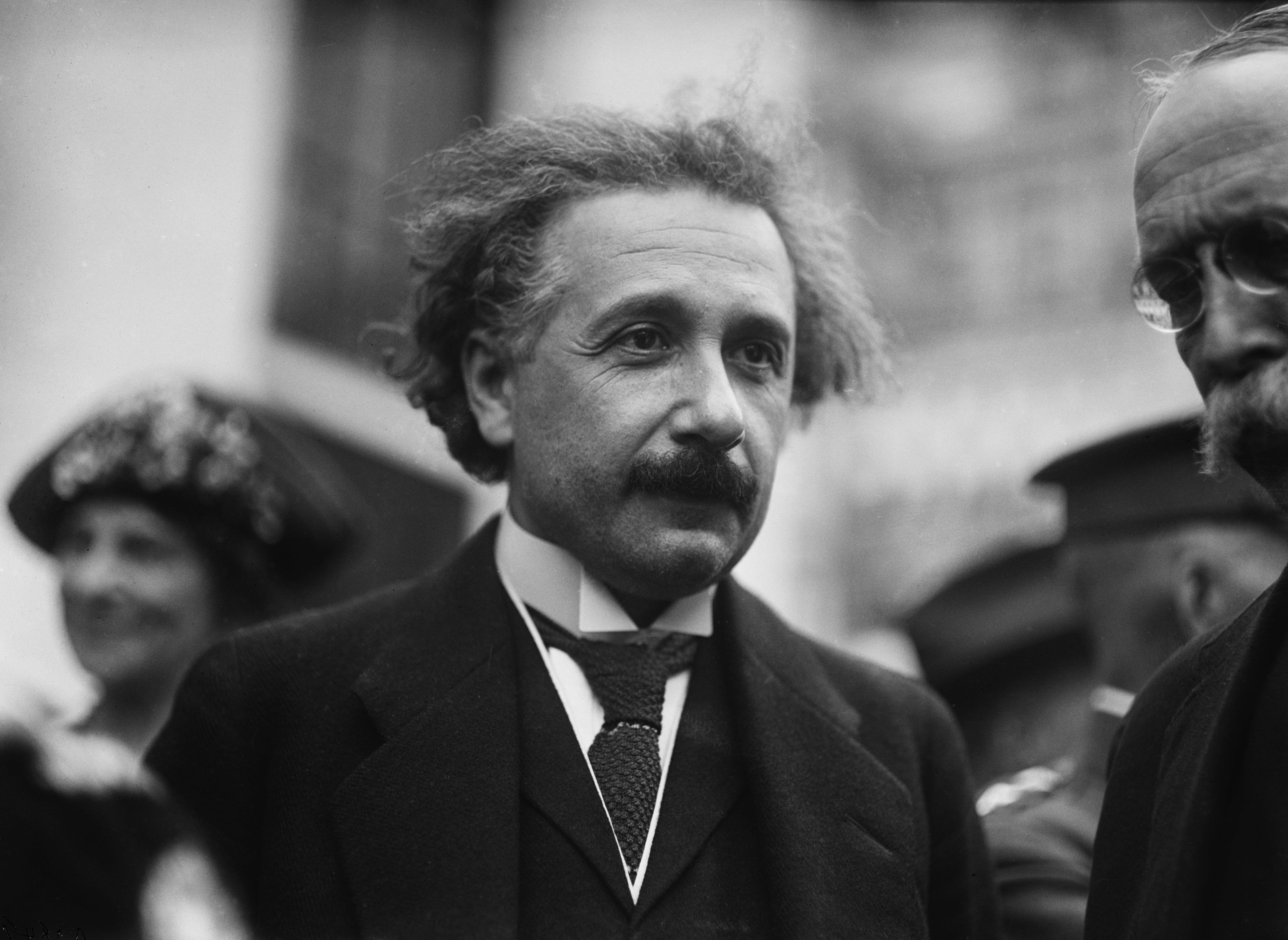 Reisetagebücher von Albert Einstein veröffentlicht – sie zeigen, wie rassistisch er