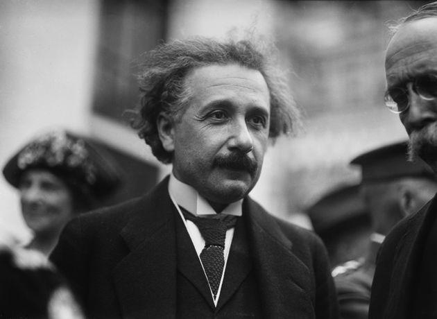 Reisebuch-Einträge des Wissenschaftlers Albert Einstein sind veröffentlicht