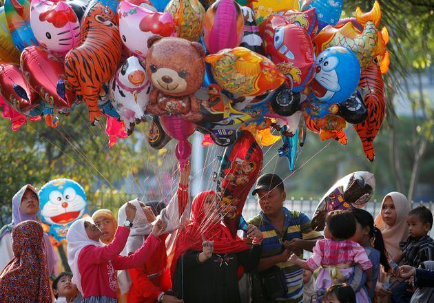 Le monde musulman fête l'Aïd El