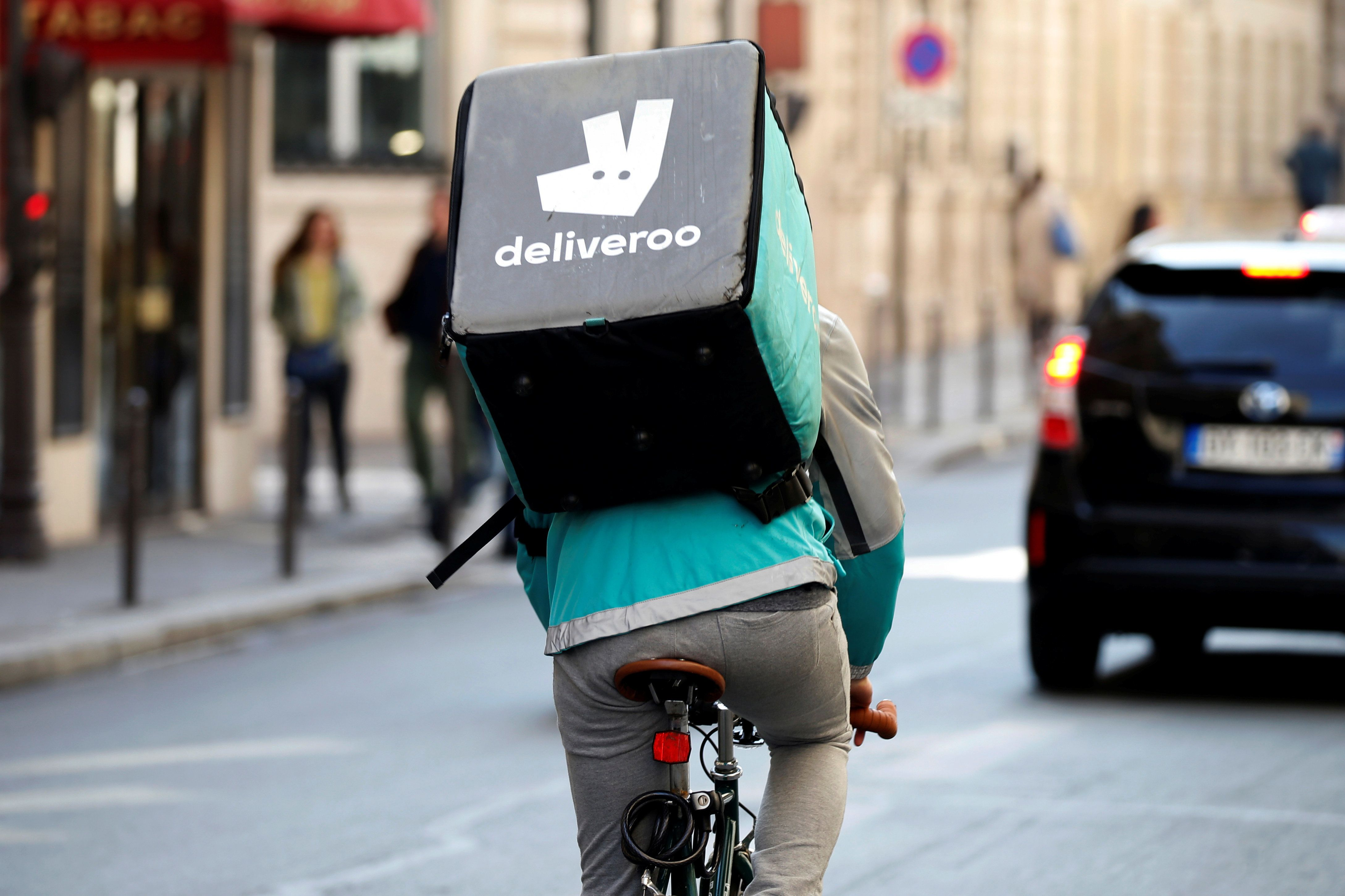Union Wins First Stage Of High Court Challenge Over Deliveroo Riders In Gig Economy