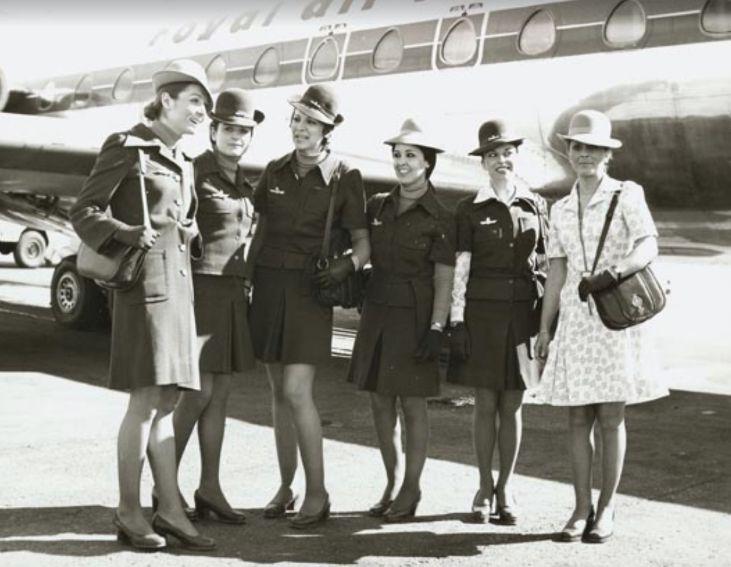 50 photos montrant l'évolution de l'uniforme des agents de