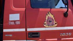 Υπό μερικό έλεγχο η πυρκαγιά στη Νέα