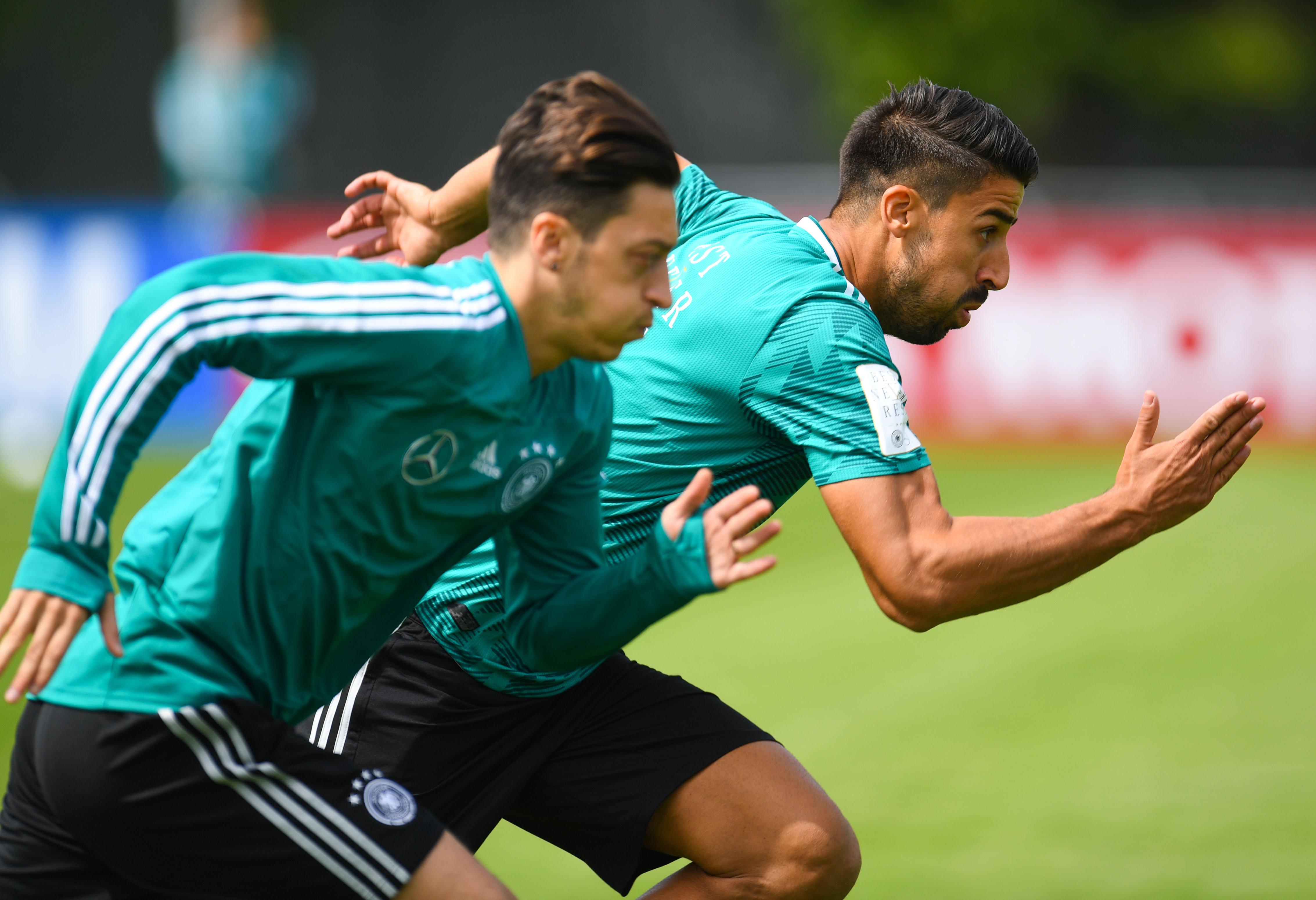 Deutschland – Mexiko im Live-Stream: WM in Russland online