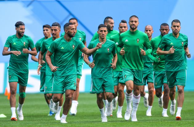 Mondial 2018: Face à l'Iran, voici la compositions de la sélection