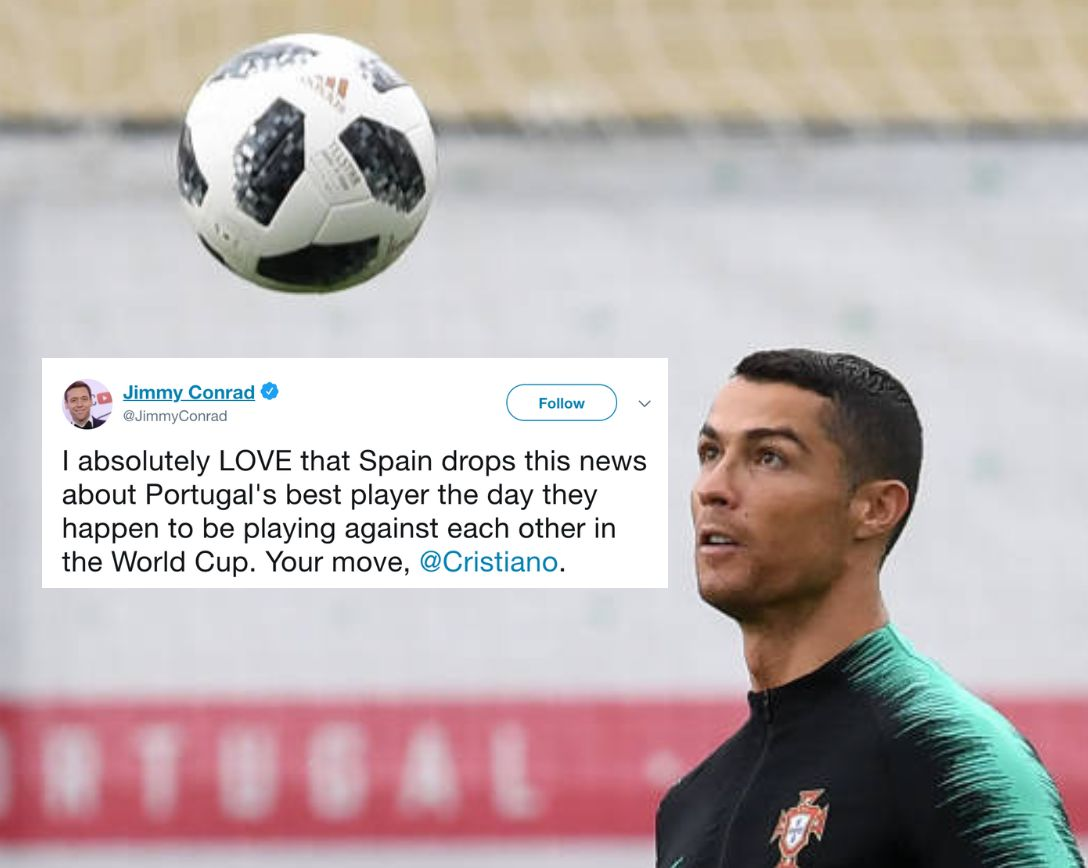 Spain Hits Cristiano Ronaldo With Tax Penalty Ahead Of World Cup Match With Portugal