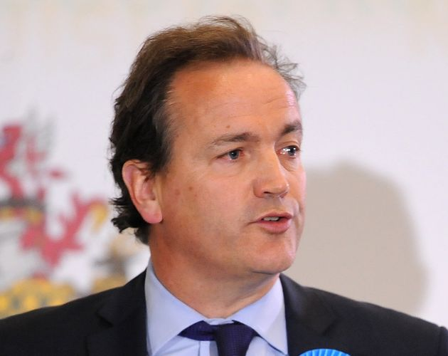 Policing minister Nick