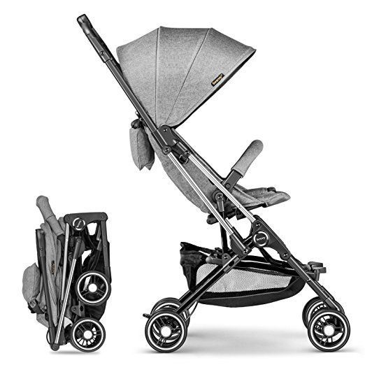 8 Of The Best Strollers That Will Fit In An Airplane