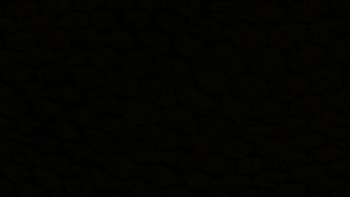 Screenshot of the infinite void.
