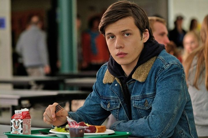 "Nick Robinson in ""Love, Simon."""