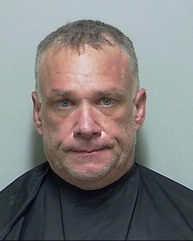 Douglas Peter Kelly, 49, found himself in jail after asking officers to test his meth.