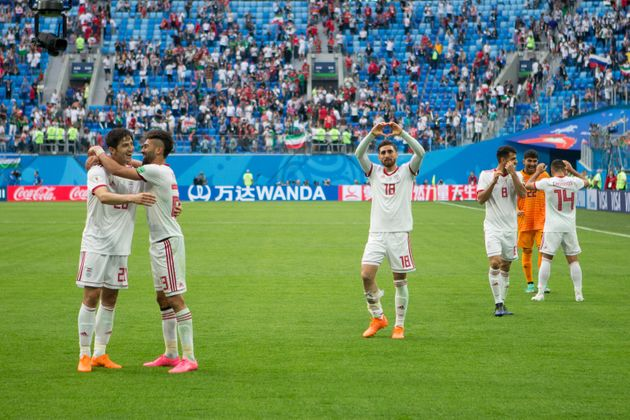 이란의 2018월드컵 첫 승을 이끌어낸 신기한