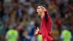 해트트릭 기록한 호날두가 세운 세계축구사의 새