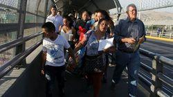 USA: près de 2.000 enfants séparés de leurs parents sans papiers en six