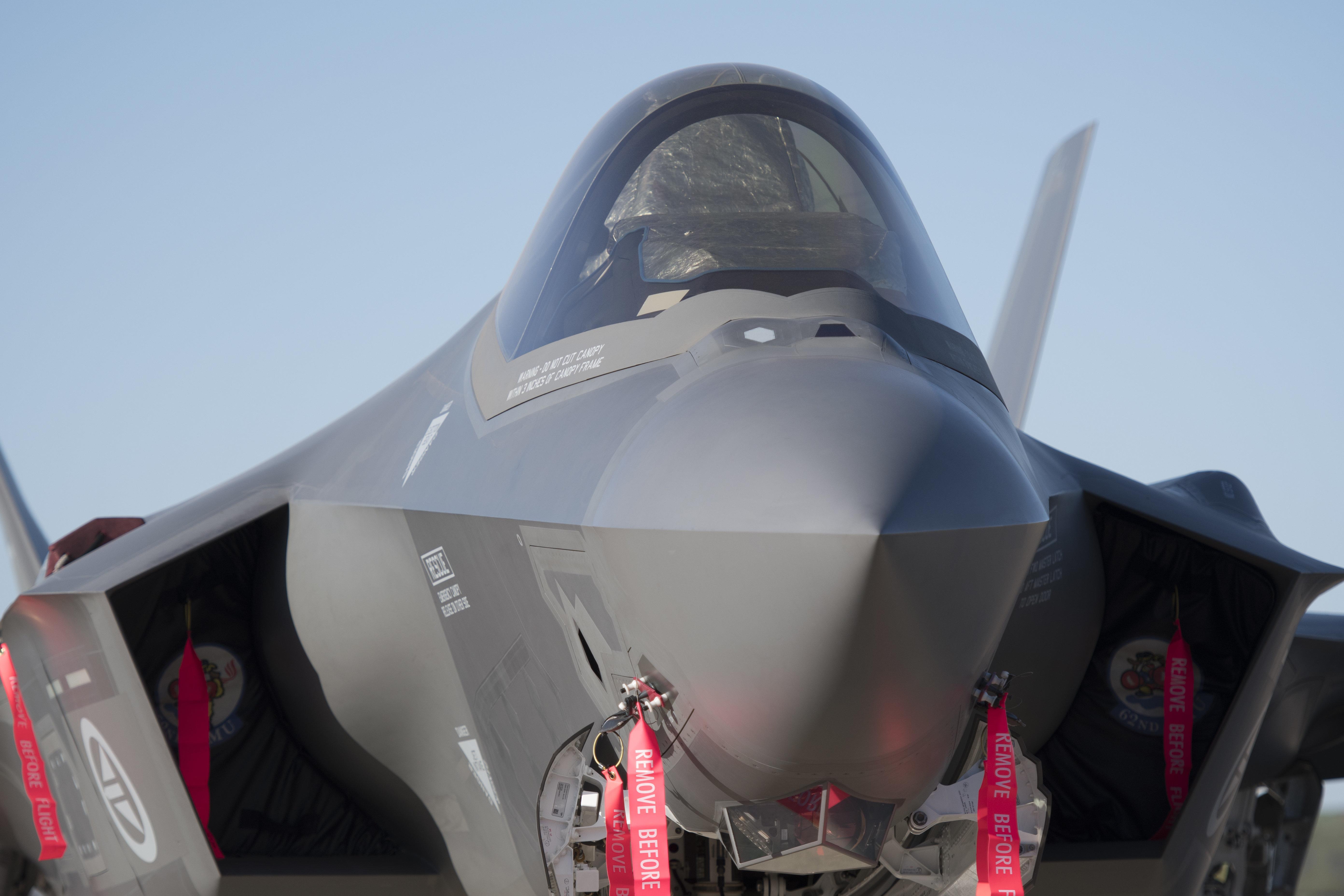 Και νέα προσπάθεια γερουσιαστών στις ΗΠΑ να μπλοκάρουν την παράδοση F-35 στην Τουρκία. Έχει προγραμματιστεί για τις 21