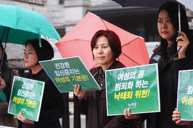 녹색당은 '탈핵당'도 '페미당'도 아닌