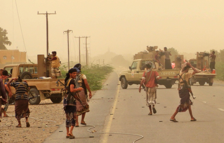 Προελαύνουν οι δυνάμεις υπό τη Σαουδική Αραβία προς την στρατηγικής σημασίας πόλη Χοντάιντα της
