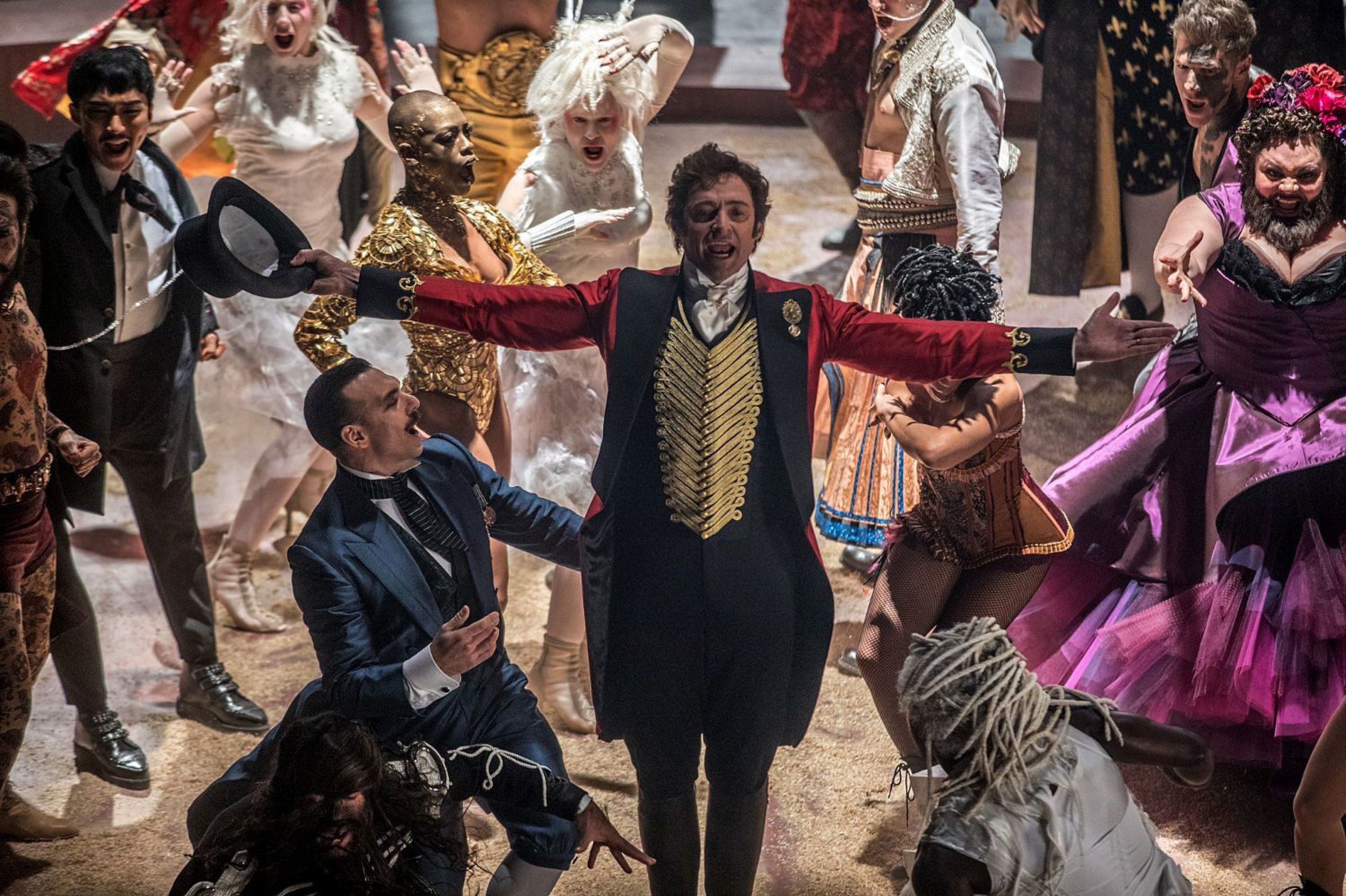 'The Greatest Showman' Overtakes 'Saturday Night Fever' As Longest Number One Soundtrack In 50