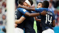 Mondial 2018: Victoire de la France face à l'Australie (2-1)
