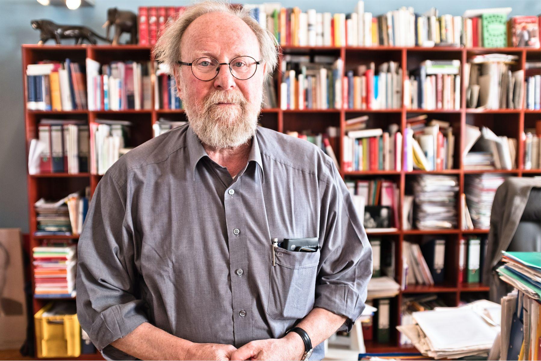 """Wolfgang Thierse warnt vor der AfD: """"Das haben wir schon mal erlebt, Anfang der 30er"""""""