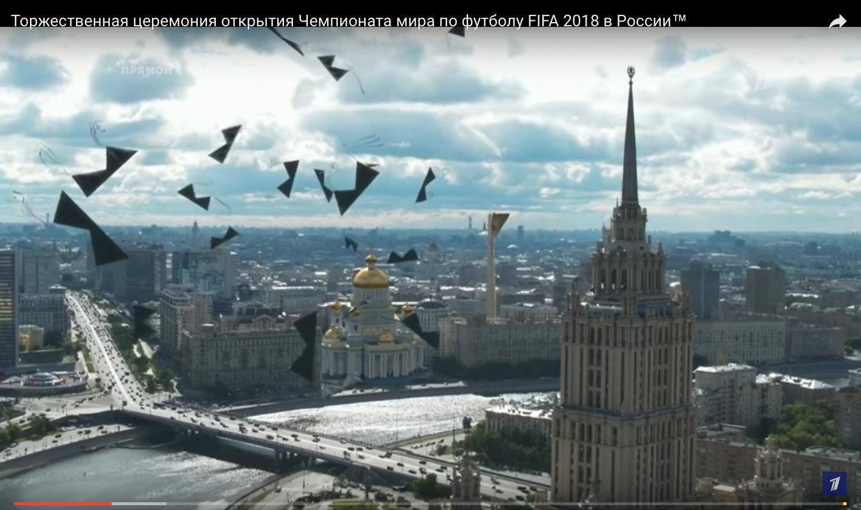 WM-Video: Russisches Fernsehen lässt britische Botschaft
