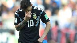 Mondial-2018: l'Argentine accrochée par l'Islande, Messi rate un