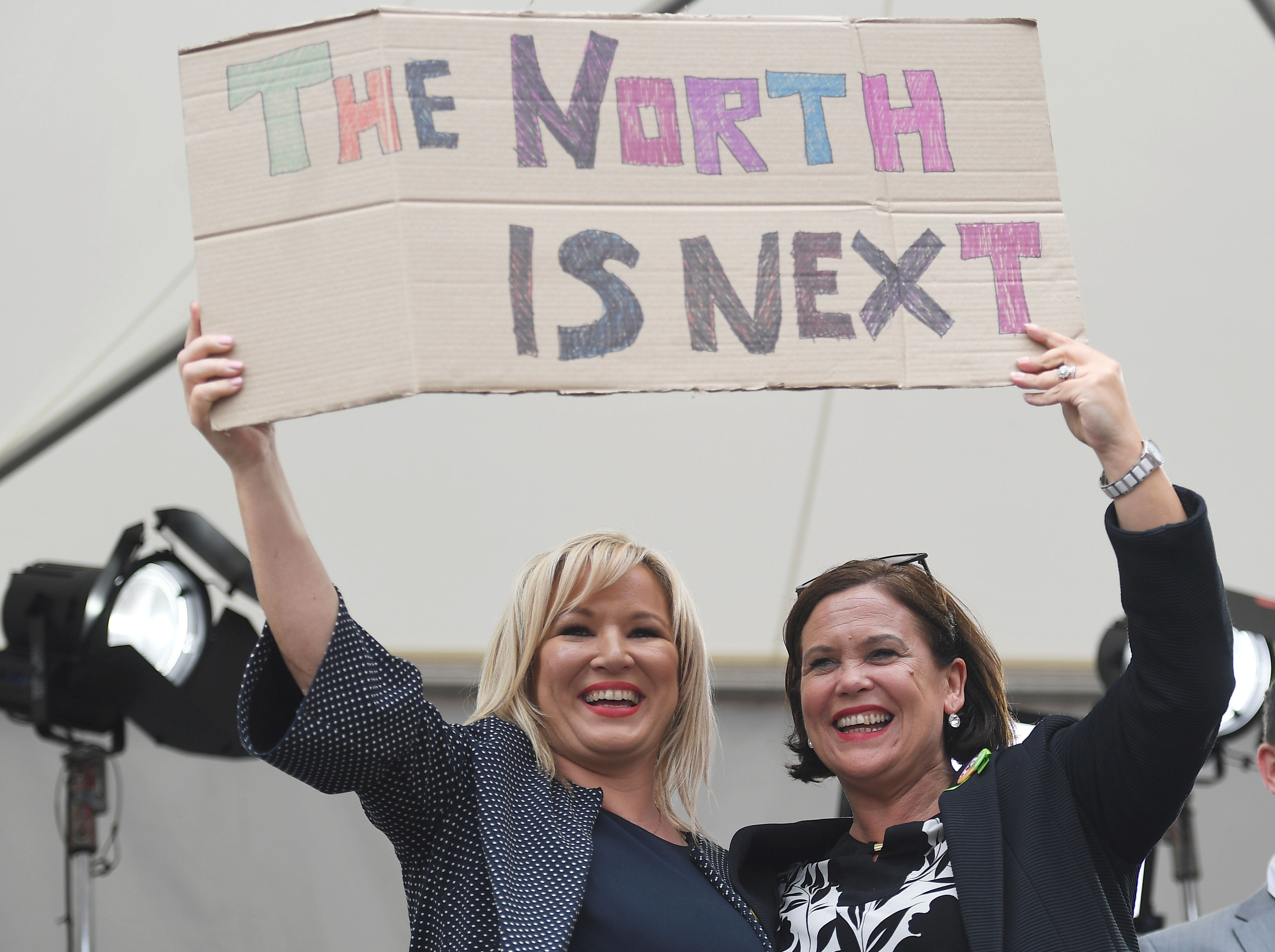 Sinn Féin Members Vote To Liberalise Access To