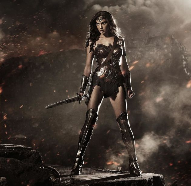 Gal Gadot Reveals First Look At 'Wonder Woman' 2