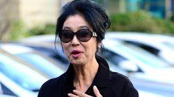 김부선이 '이재명 스캔들'과 관련해 보수야당 의원들에게 보낸