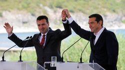 Υπεγράφη η συμφωνία για το Σκοπιανό στις Πρέσπες. Τι είπαν στις ομιλίες τους Τσίπρας και Ζάεφ για την «πατριωτική συμφωνία»