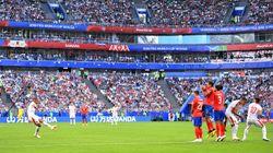 Mondial-2018: le Serbe Kolarov brise le mur du Costa