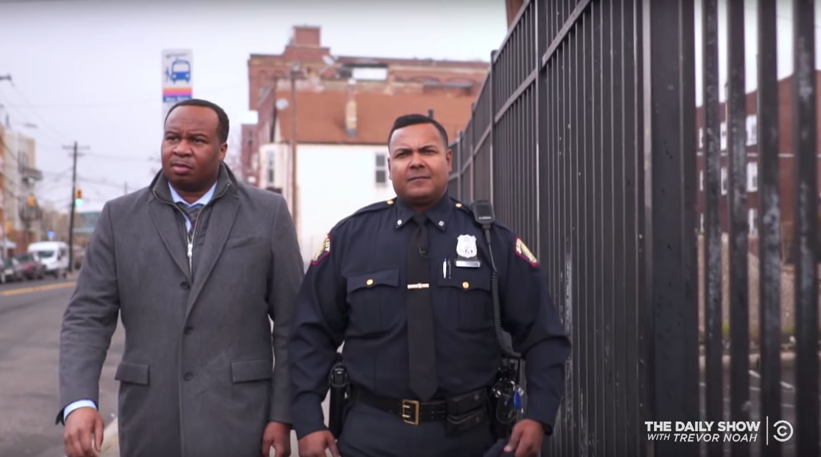 Roy Wood Of 'The Daily Show' Shows What Policing Is Like In Sanctuary Cities