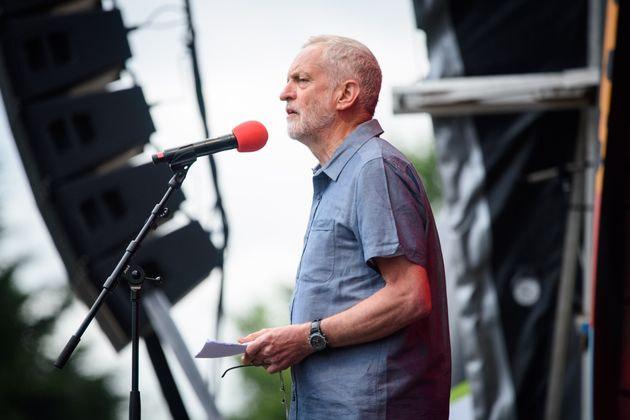 Corbyn's Brexit - For The Few Not The