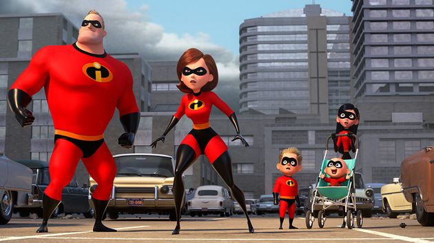 'Incredibles 2' Destroys Opening Weekend Record For Animated