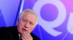 David Dimbleby To Step Down From BBC Question Time After 25 Years As Host