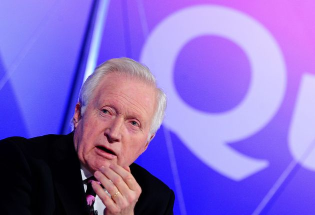 David Dimbleby To Step Down From BBC Question Time After 25 Years As