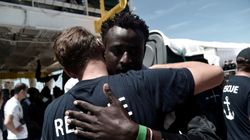 Στη Βαλένθια έληξε η «Οδύσσεια» των μεταναστών του