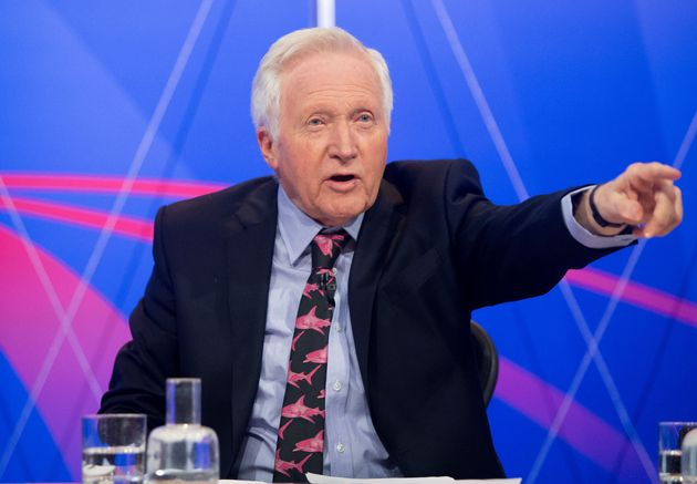 7 Moments When 'Question Time' Summed Up The David Dimbleby