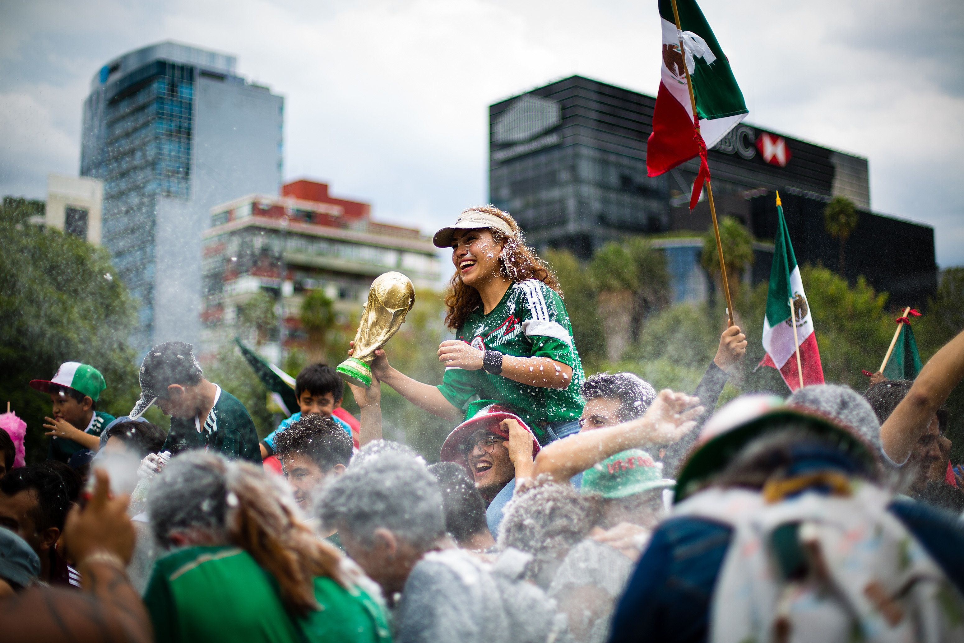 Fans Cheering World Cup Goal May Have Caused 'Artificial Earthquake' In Mexico