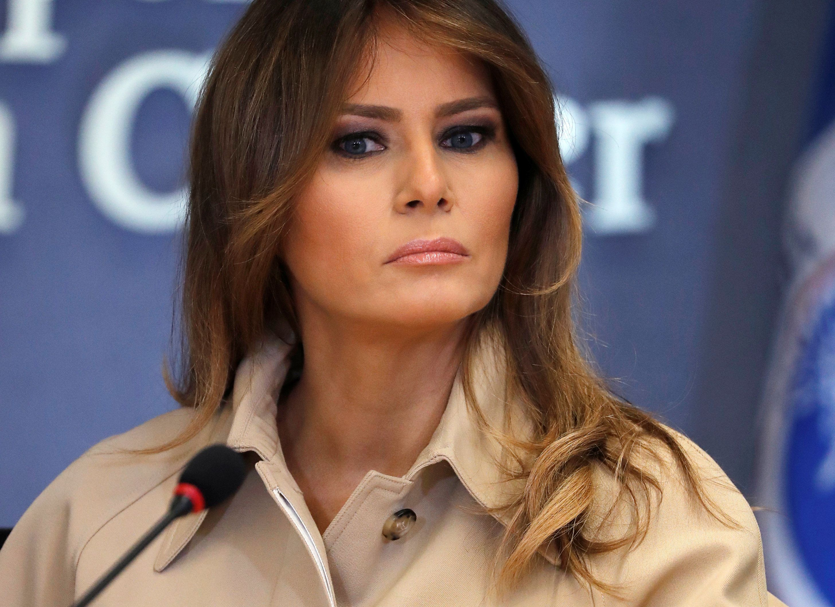 Melania Trump 'Hates' Family Separation, But Doesn't Directly Call Out Policy