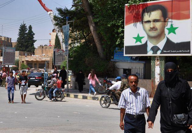 Αεροπορική επιδρομή υπό τις ΗΠΑ κατά θέσεων του συριακού στρατού καταγγέλλει το καθεστώς Άσαντ. Διαψεύδει...