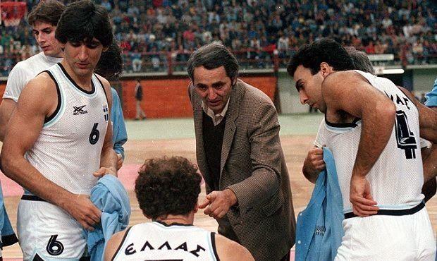 Πέθανε ο Κώστας Πολίτης, ο προπονητής της χρυσής Εθνικής Μπάσκετ του