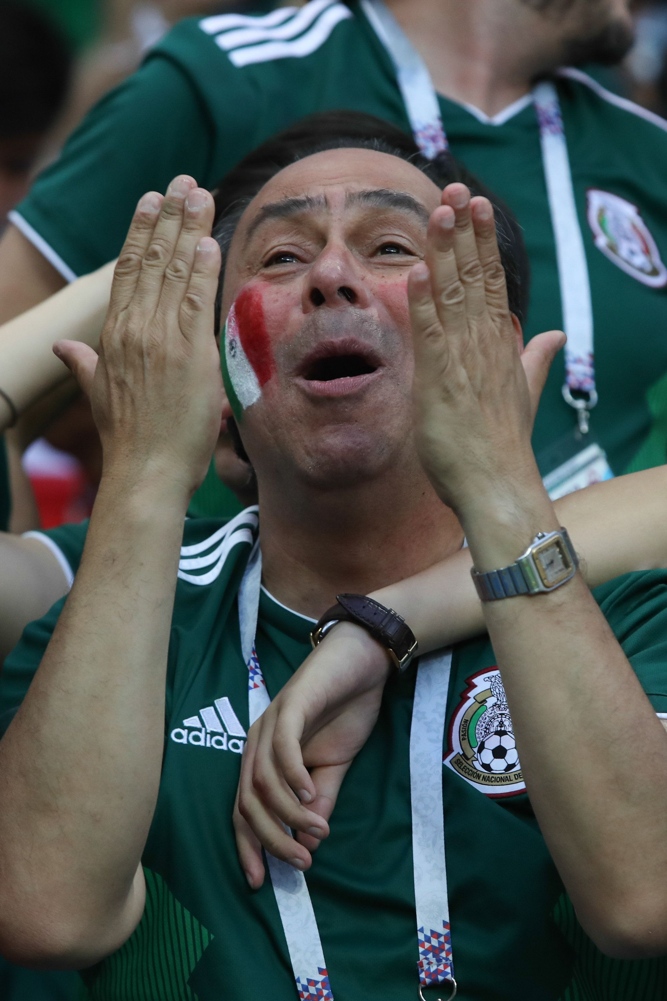 Mexico Fans Cause Minor Earthquake After Shock World Cup Win Over Champions
